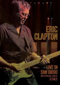 Cover Eric Clapton - Live In San Diego [DVD]